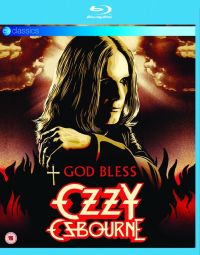 Cover Ozzy Osbourne - God Bless Ozzy Osbourne [DVD]